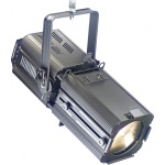 Stagg SLP200Z divadelní reflektor 1x200W COB 3200K DMX 17 - 50 černý