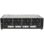 QTX DMX-D8 DMX Booster/Distributor 8x DMX výstup