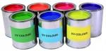 UV barva 100 ml růžová