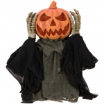 Europalms Halloween Figure POP-UP Pumpkin animated 70cm