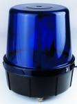 Maják E27 modrý pro lampu 230V/100W