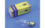 230V/7W mléčná žárovka E12 pro RL-8 Omnilux