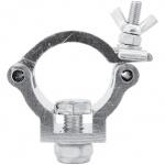 Eurolite DEC-30 svorka stříbrná pro trubku 35mm