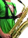 Dimavery popruh pro baryton saxofon