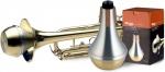 Stagg MTR-S3B, dusítko pro trumpetu