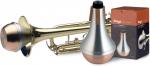 Stagg MTR-S3C, dusítko pro trumpetu