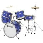 Dimavery JDS-305 dětská bicí sada modrá