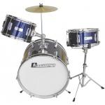 Dimavery JDS-203 dětská bicí sada modrá