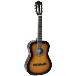Dimavery AC-303 Klasická kytara 3/4 sunburst
