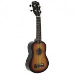 Dimavery UK-200 sopránové ukulele stínované