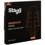 Stagg MA-1032-NI sada strun pro mandolínu light