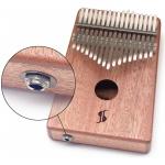 Stagg KALI-PRO17E-MA elektroakustická kalimba 17 tónů mahagon