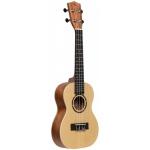 Stagg UC-30 SPRUCE koncertní ukulele