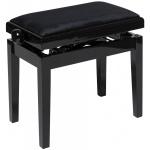Stagg PBH 390 BKP VBK hydraulická klavírní stolička