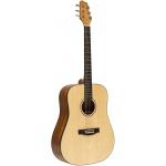 Stagg SA25 D SPRUCE akustická kytara typu Dreadnought