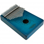 Dimavery KL-6 kalimba 17 C modrá