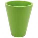 Květináč ze skleněných vláken zelený 61 cm