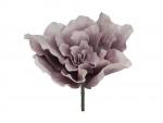 Obří květina růže, růžová, 80cm
