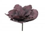 EUROPALMS obří květina (EVA), fialová, 80cm