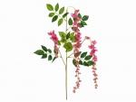 Europalms větvička vistárie, růžová