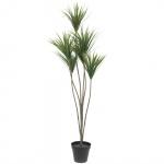 Europalms palma Yucca, umělá rostlina, 130cm