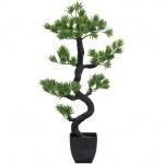 Europalms Borovicová bonsai, umělá rostlina, 95cm