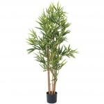 Europalms Bambus deluxe, Umělá rostlina, 120cm