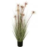 Tráva s květy 120 cm