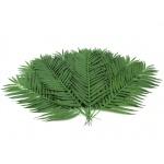 Kokosový palmový list krátký 90 cm 12 ks